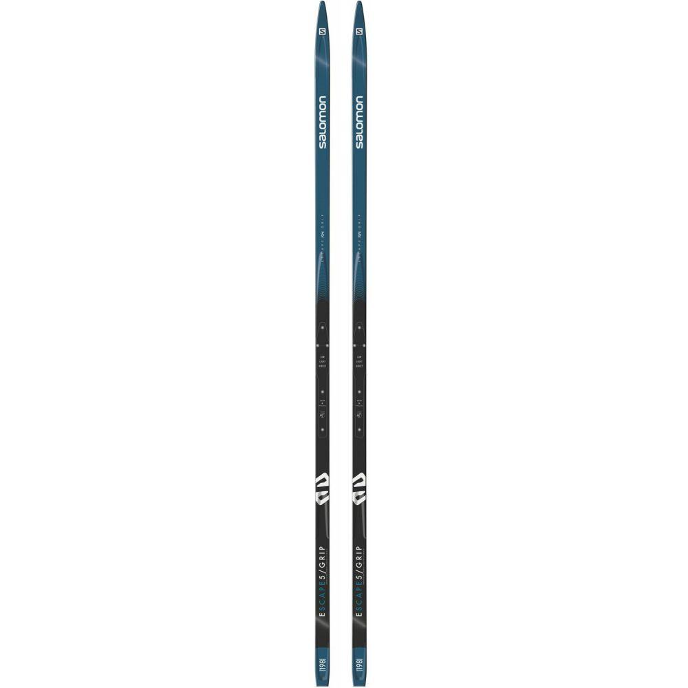 サロモン Salomon メンズ スキー・スノーボード ボード・板【Escape 5 Grip XC Skis 2021】