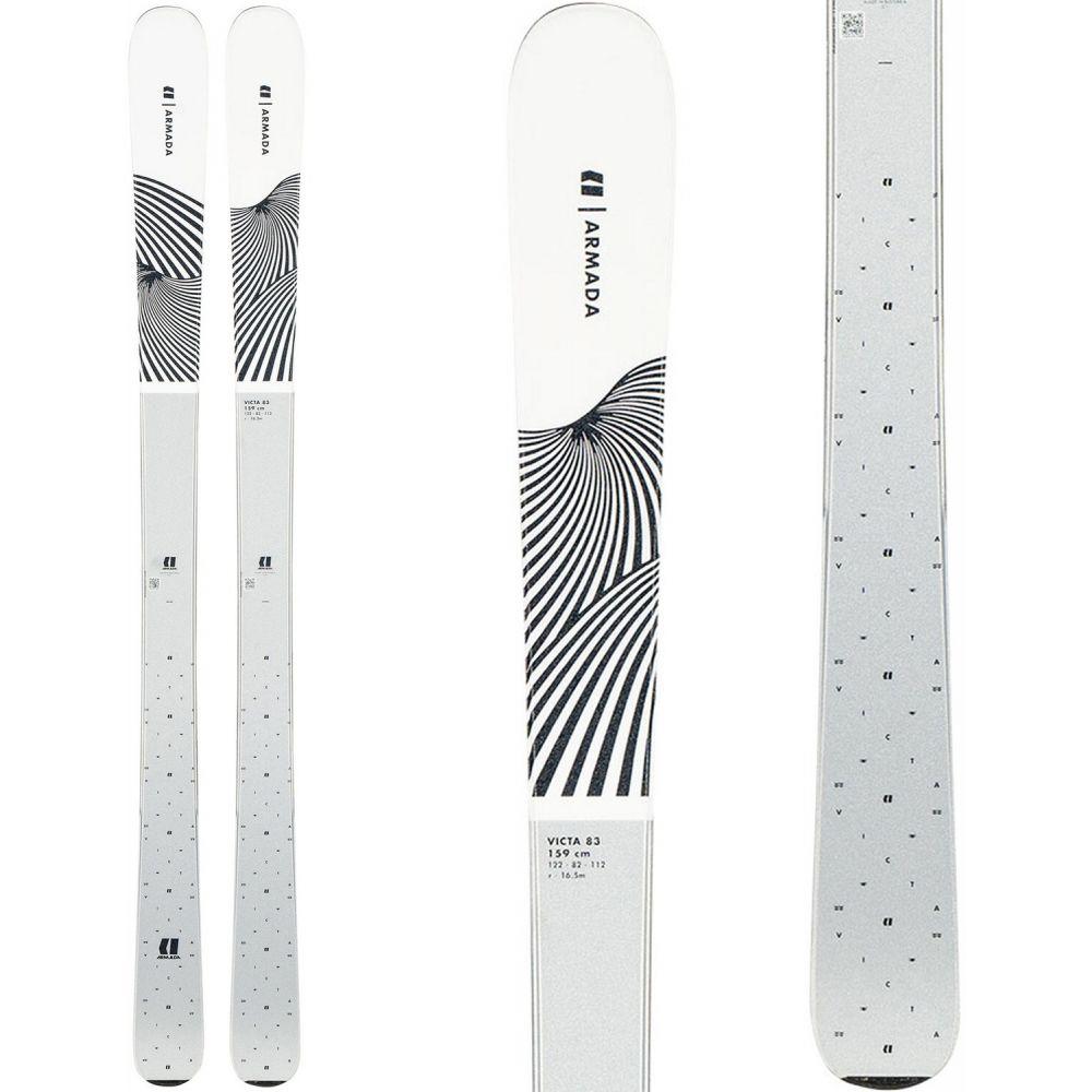 アルマダ Armada レディース スキー・スノーボード ボード・板【Victa 83 Skis 2020】