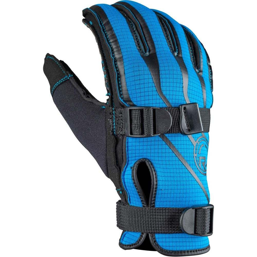 レーダー Radar メンズ グローブ【Ergo-A Inside-Out Waterski Gloves】Blue/Black