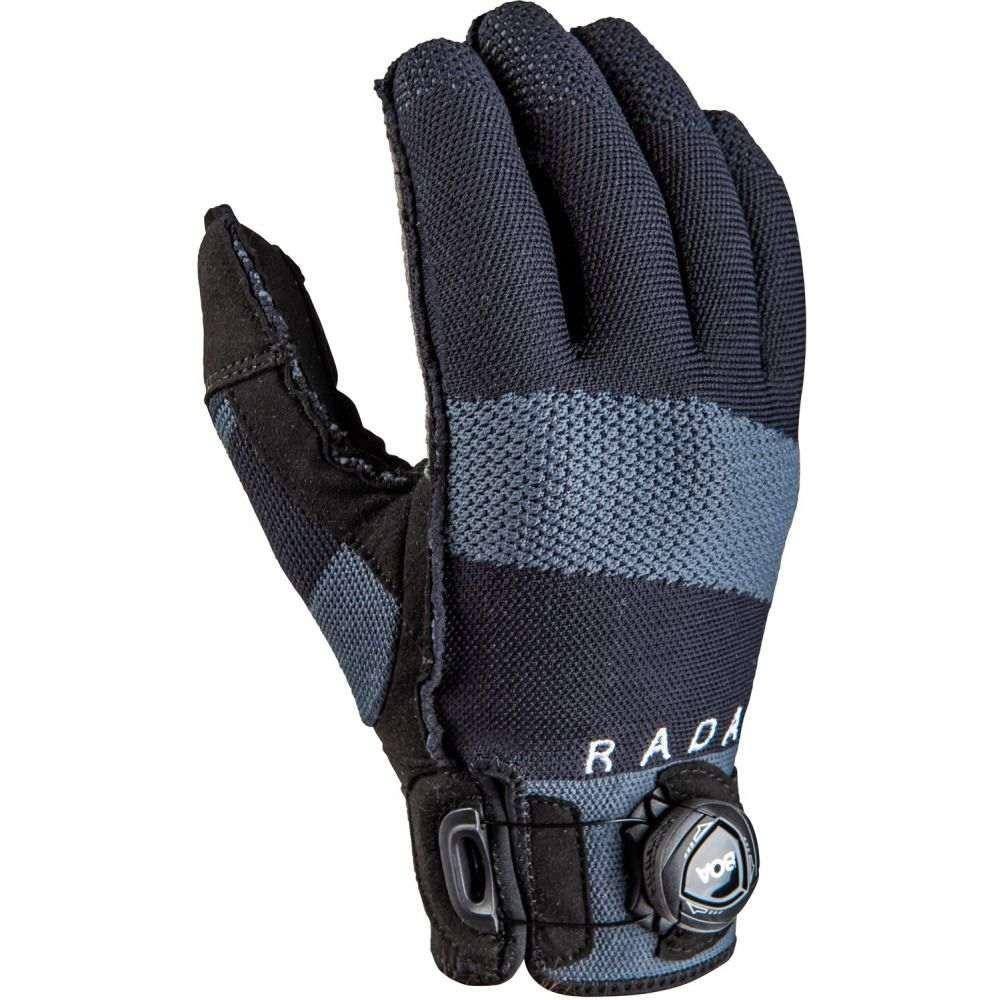レーダー Radar メンズ グローブ【Engineer BOA Inside-Out Waterski Gloves】Black/Grey