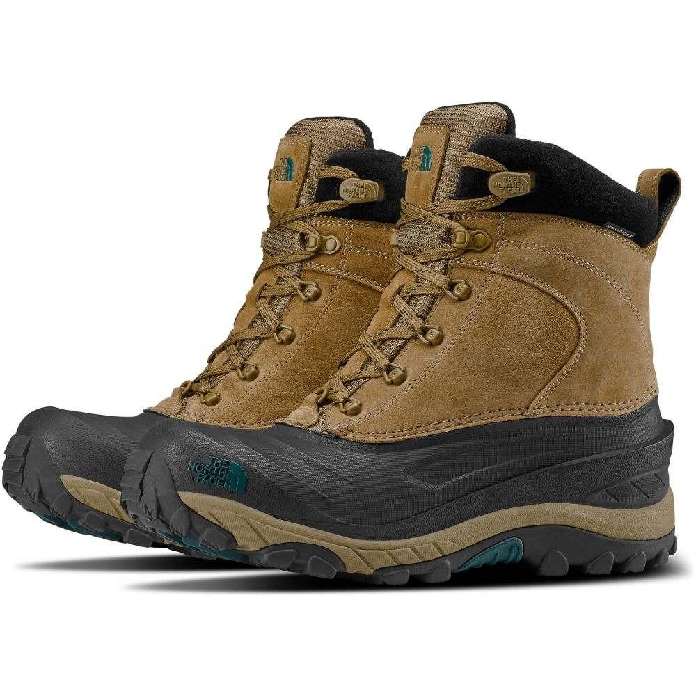 ザ ノースフェイス The North Face メンズ ブーツ シューズ・靴【Chilkat III Boots】British Khaki/TNF Black