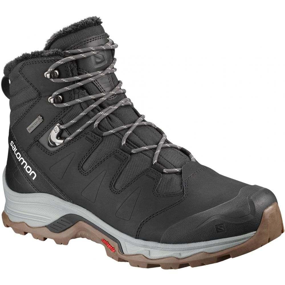 サロモン Salomon メンズ ハイキング・登山 ウインターブーツ ブーツ シューズ・靴【Quest Winter GTX Hiking Boots】Phantom/Black/Vapor Blue