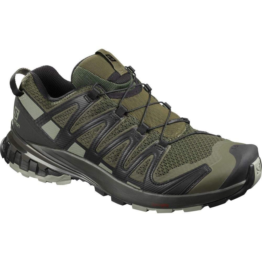 サロモン Salomon メンズ ランニング・ウォーキング シューズ・靴【XA Pro 3D V8 Trail Running Shoes】Grape Leaf/Peat/Shadow