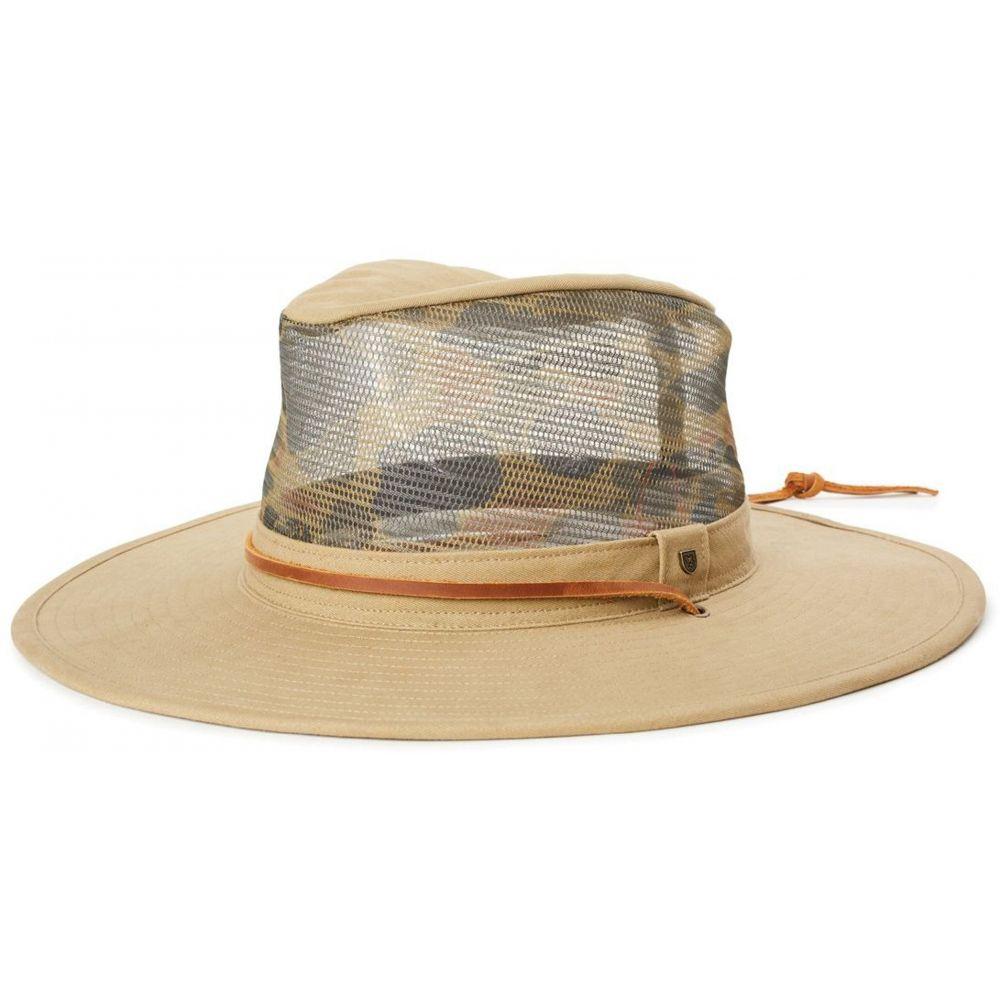 ブリクストン Brixton メンズ ハット フェドラ 帽子【Excursion Fedora Hat】Khaki/Duck Camo