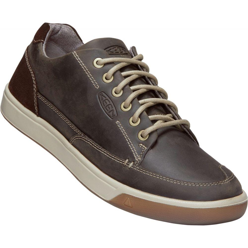 キーン Keen メンズ スニーカー シューズ・靴【Glenhaven Sneaker Shoes】Mulch/Roobios Tea