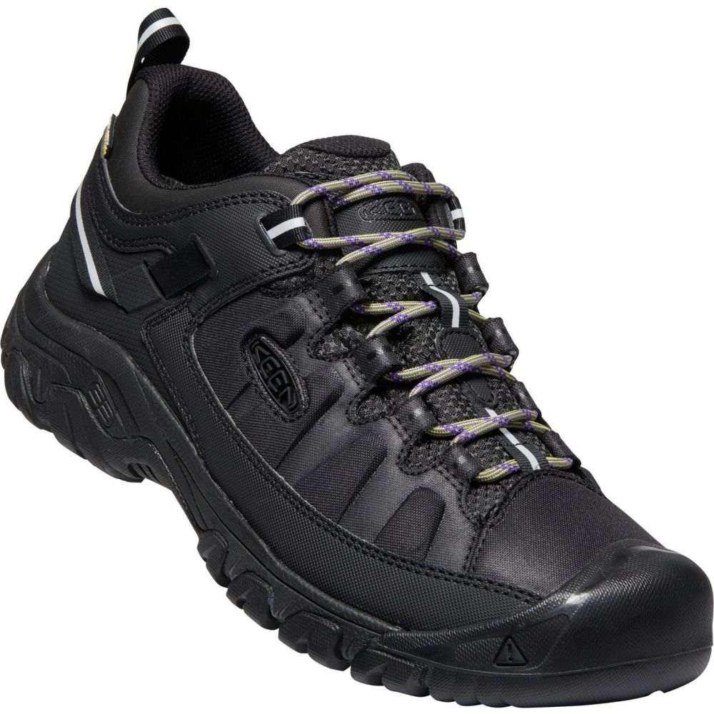 キーン Keen メンズ ハイキング・登山 シューズ・靴【Targhee Exp WP Hiking Shoes】Black/Black