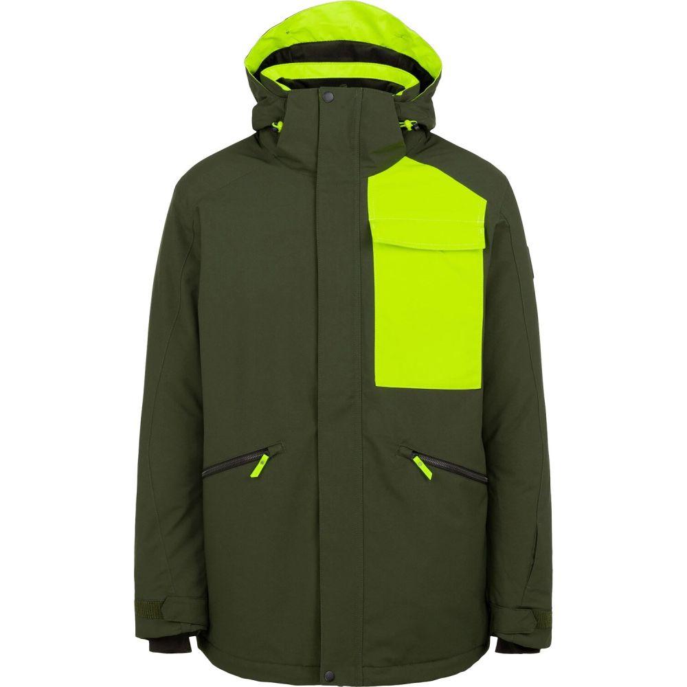 オニール O'Neill メンズ スキー・スノーボード ジャケット アウター【Carbonatite Snowboard Jacket】Forest Night