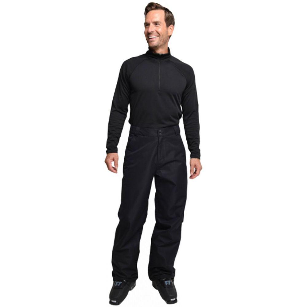 オバマイヤー Obermeyer メンズ スキー・スノーボード ボトムス・パンツ【Keystone Ski Pants】Black