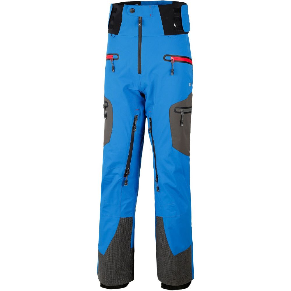 リホール Rehall メンズ スキー・スノーボード ボトムス・パンツ【Andesz Snowboard Pants】Reflex Blue