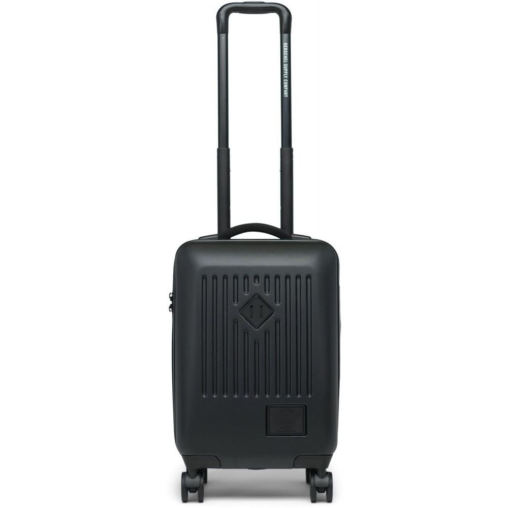 ハーシェル サプライ Herschel メンズ スーツケース・キャリーバッグ バッグ【Trade Carry-On Travel Bag】Black