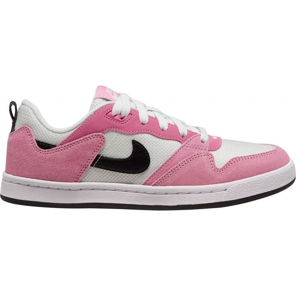 ナイキ Nike レディース スケートボード シューズ・靴【SB Alleyoop Skate Shoes】Magic Flamingo/Black/Photon Dust/White