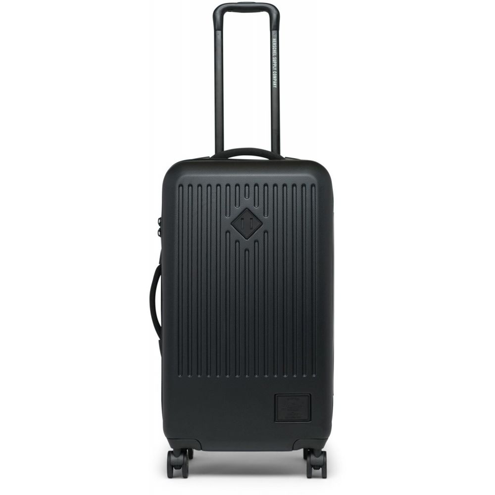 ハーシェル サプライ Herschel メンズ スーツケース・キャリーバッグ バッグ【Trade Medium Travel Bag】Black