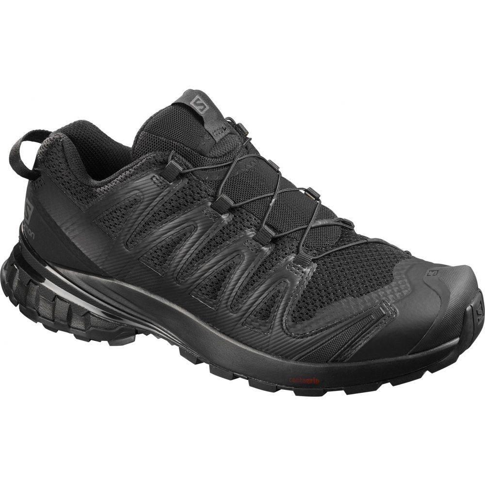 サロモン Salomon メンズ ランニング・ウォーキング シューズ・靴【XA Pro 3D V8 Trail Running Shoes】Black/Black/Black