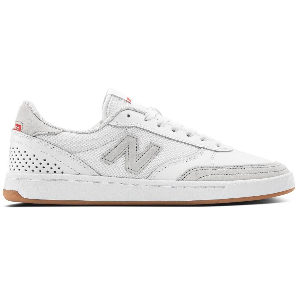 ニューバランス New Balance メンズ スケートボード シューズ・靴【Numeric 440 Skate Shoes】White/White