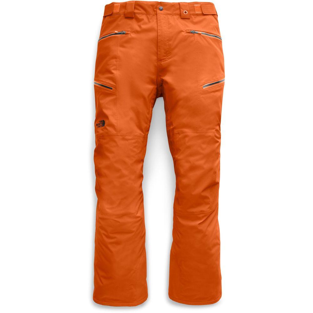 ザ ノースフェイス The North Face メンズ スキー・スノーボード ボトムス・パンツ【Sickline Snowboard Pants】Papaya Orange