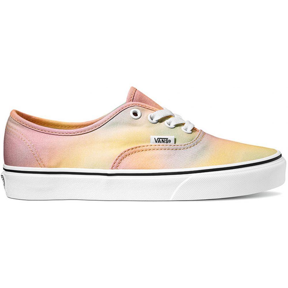 ヴァンズ Vans レディース スケートボード シューズ・靴【Authentic Skate Shoes】 Multi/True White