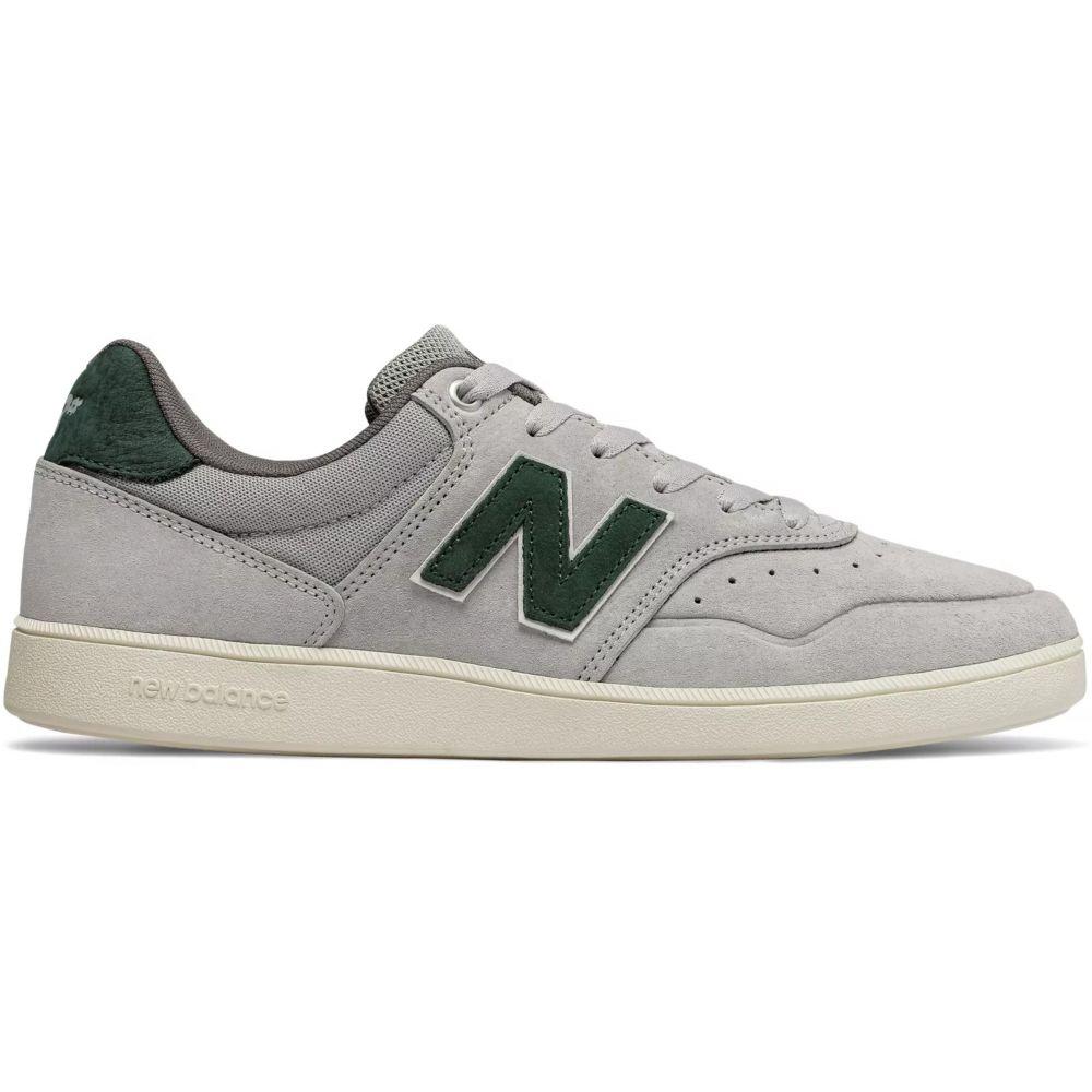 ニューバランス New Balance メンズ スケートボード シューズ・靴【Numeric 288 Skate Shoes】Silver/Forest Pig Suede
