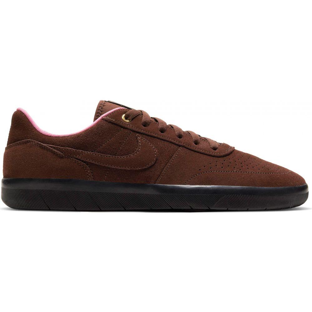 ナイキ Nike メンズ スケートボード シューズ・靴【SB Team Classic Premium Skate Shoes】Earth/Earth/Magic Flamingo/Laser Blue