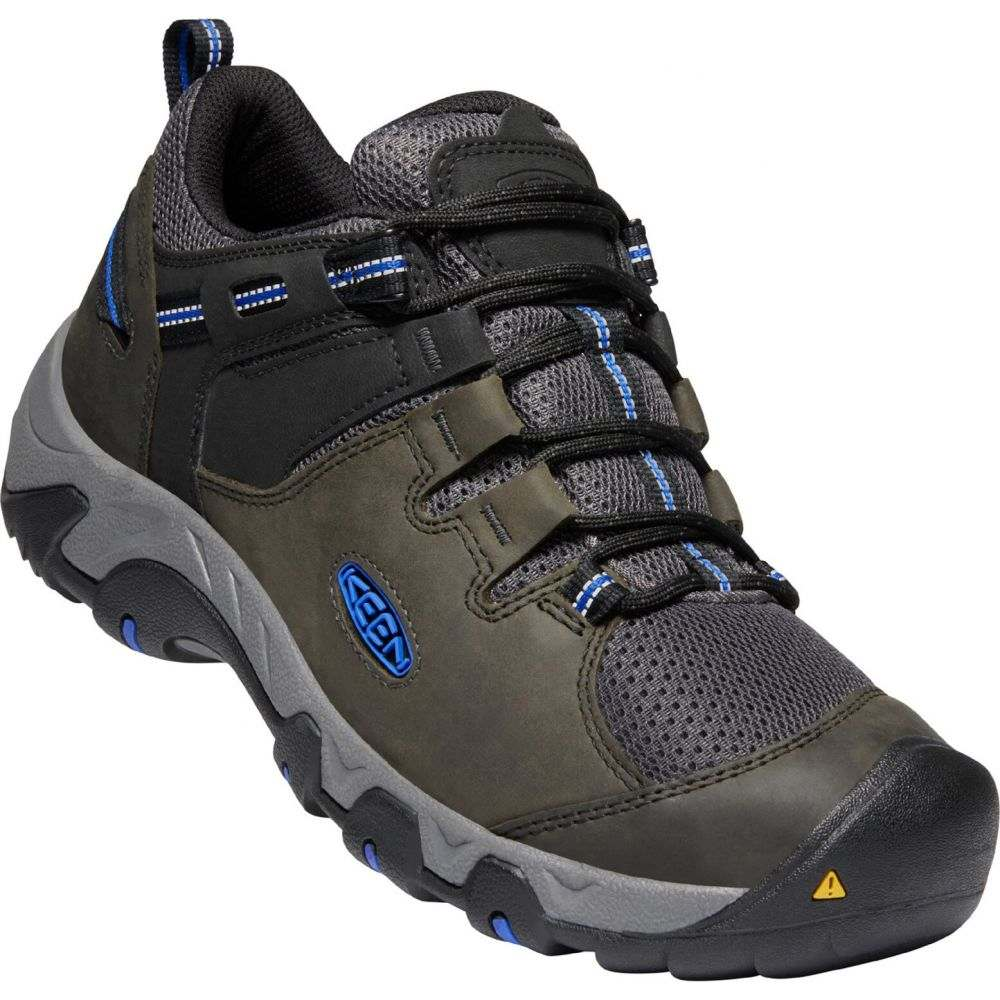 キーン Keen メンズ ハイキング・登山 シューズ・靴【Steens Vent Hiking Shoes】Magnet/Sky Diver