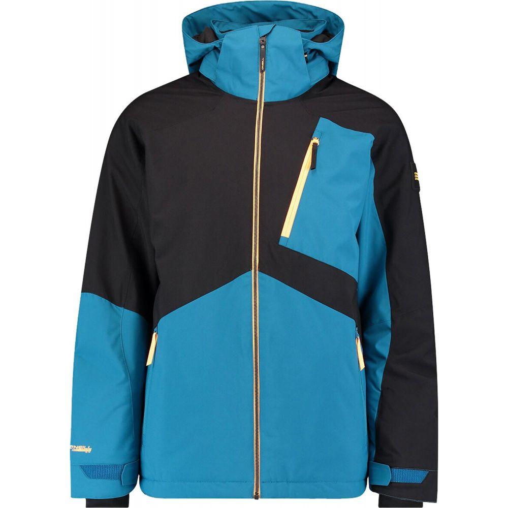 オニール O'Neill メンズ スキー・スノーボード ジャケット アウター【Aplite Snowboard Jacket】Seaport Blue