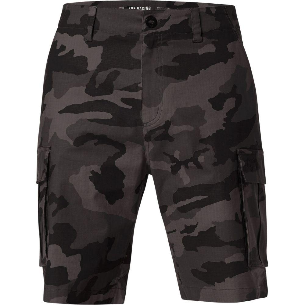 フォックス Fox メンズ ボトムス・パンツ【Slambozo Camo 2.0 Shorts】Black Camo