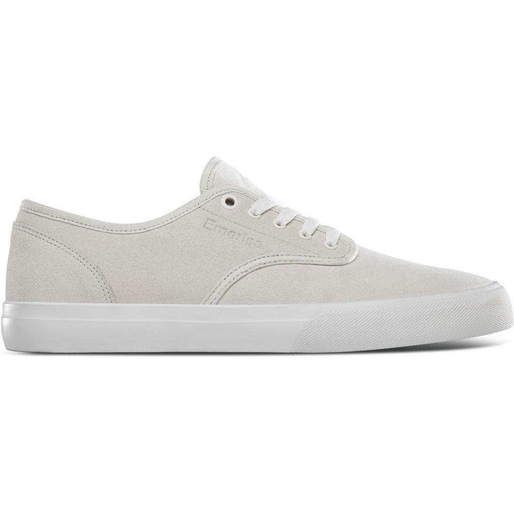 エメリカ Emerica メンズ スケートボード シューズ・靴【Wino Standard Skate Shoes】White/Tone