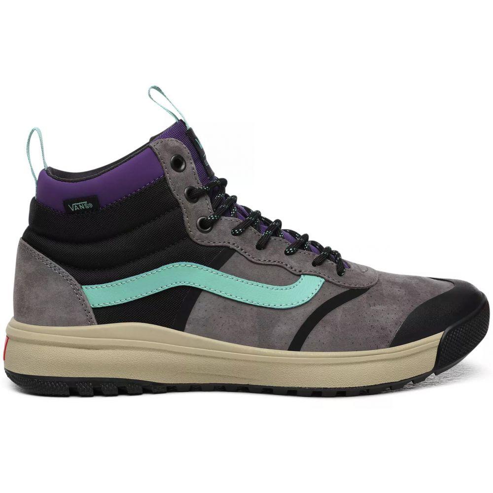 ヴァンズ Vans メンズ シューズ・靴 【Ultrarange Hi DL MTE Shoes】 Pewter/Eucalyptus