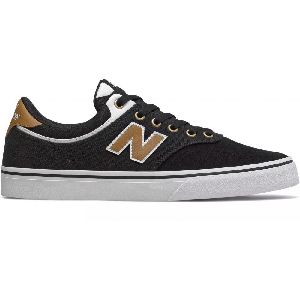 ニューバランス New Balance メンズ スケートボード シューズ・靴【Numeric 255 Skate Shoes】Black/Brown
