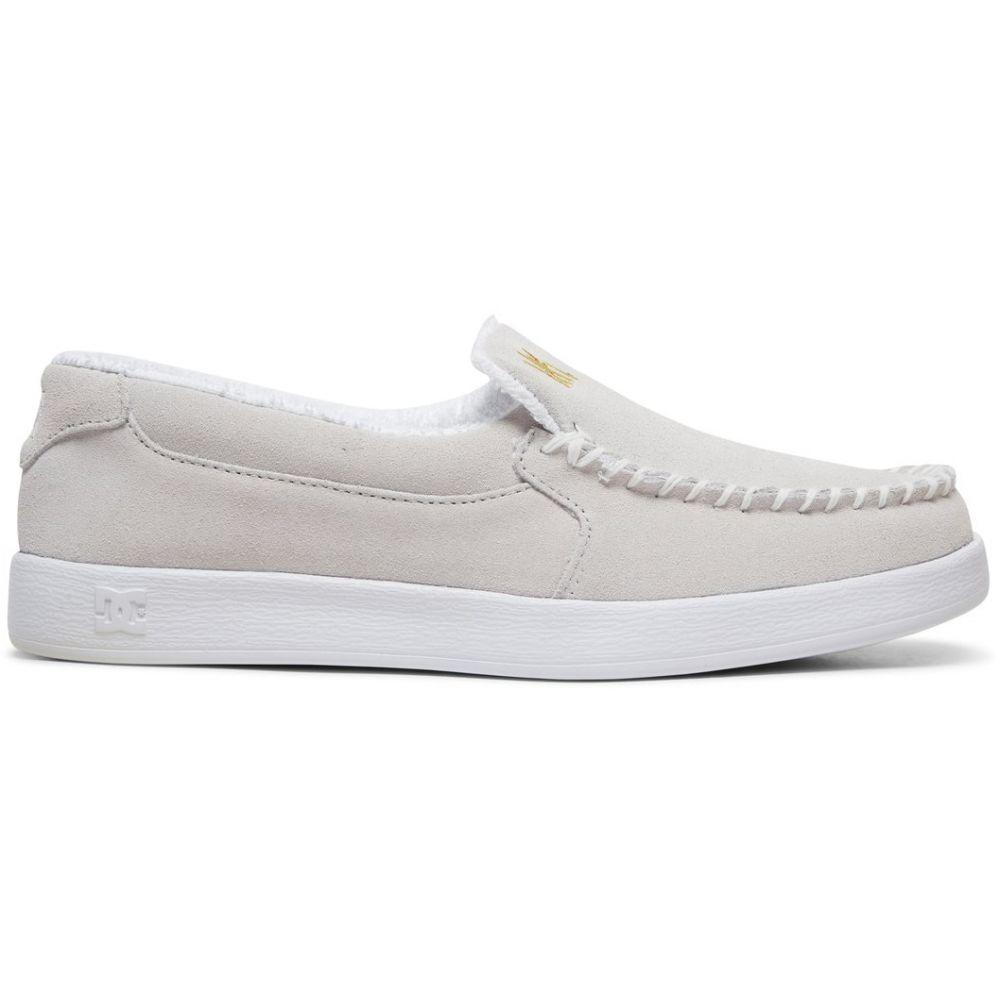 ディーシー DC メンズ スケートボード シューズ・靴【Villain 2 S Wes Kramer Skate Shoes】White