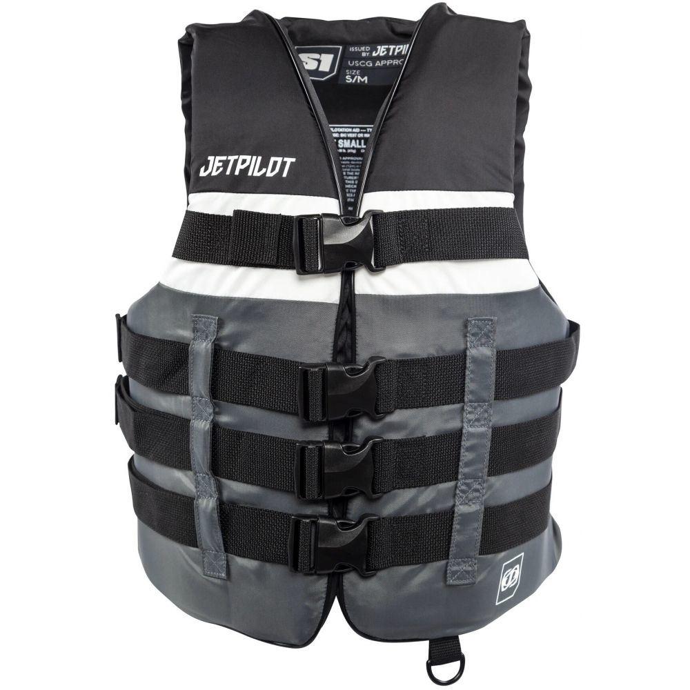 ジェットパイロット Jet Pilot メンズ トップス【S1 Nylon CGA Wakeboard Vest】Black