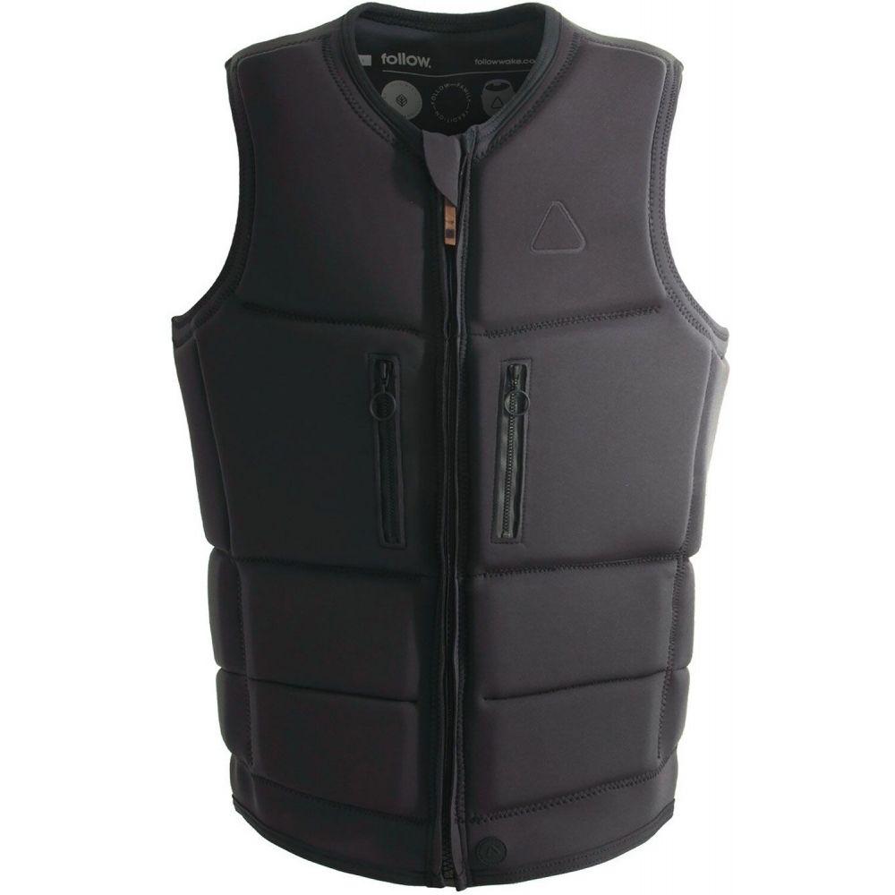 フォロー Follow メンズ トップス【SPR Regular Impact NCGA Wakeboard Vest】Black