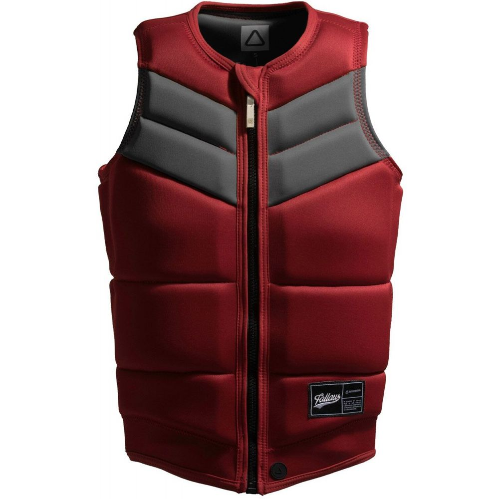 フォロー Follow メンズ トップス【Primary Impact NCGA Wakeboard Vest】Red