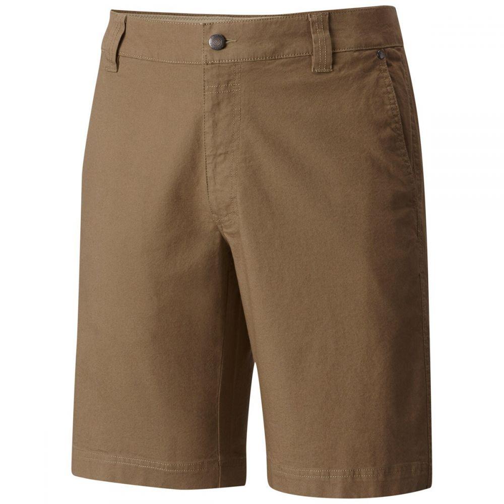 コロンビア Columbia メンズ ボトムス・パンツ【Flex ROC Shorts】Flax