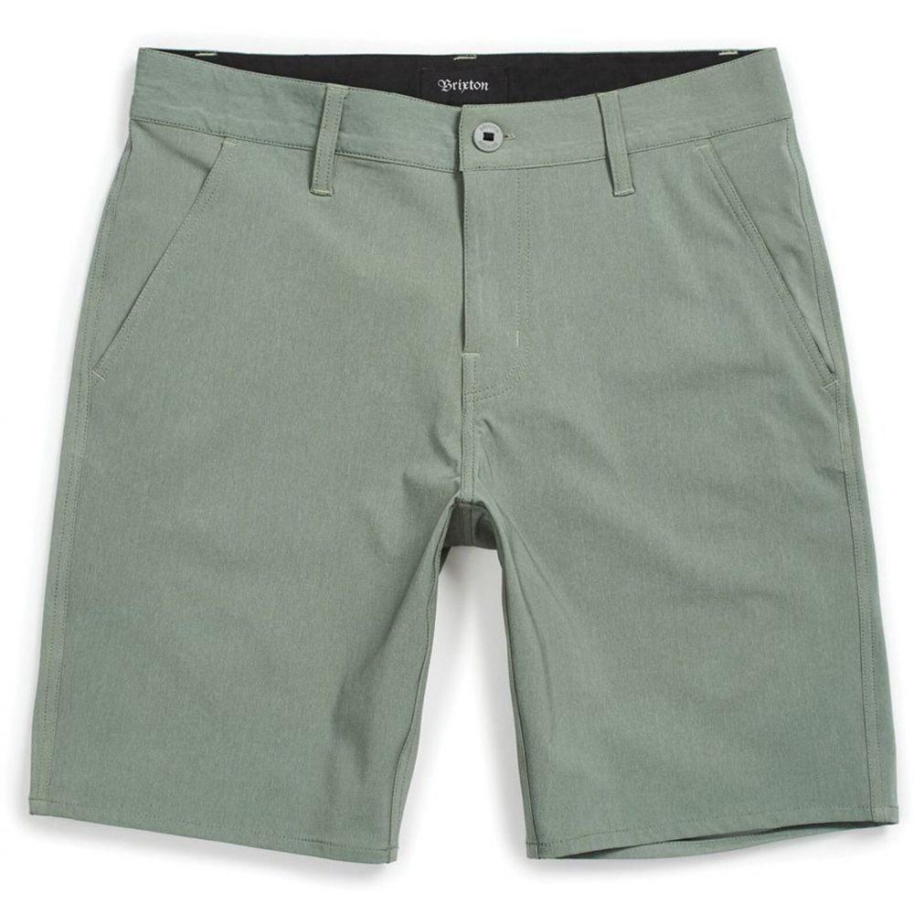 ブリクストン Brixton メンズ ボトムス・パンツ【Toil LTD X Hybrid Shorts】Heather Cypress
