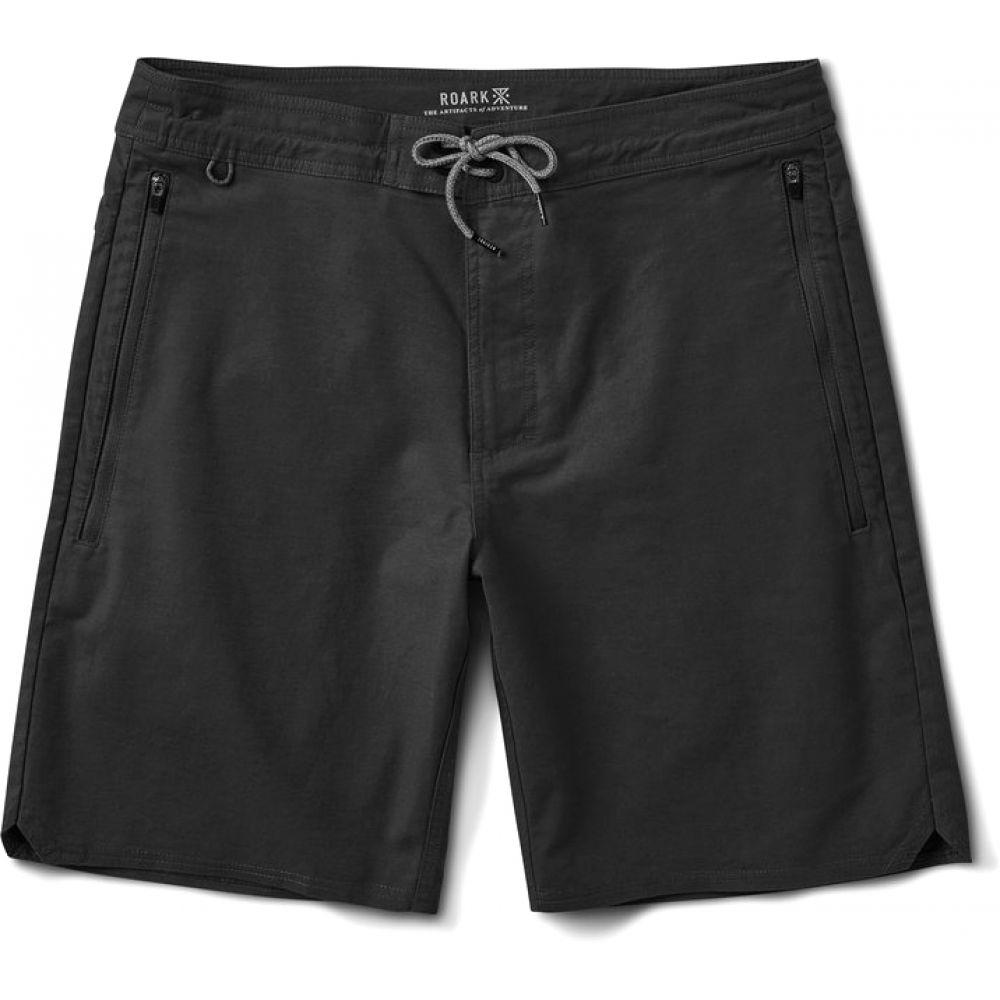 ローアク Roark メンズ ボトムス・パンツ【Layover Shorts】Black