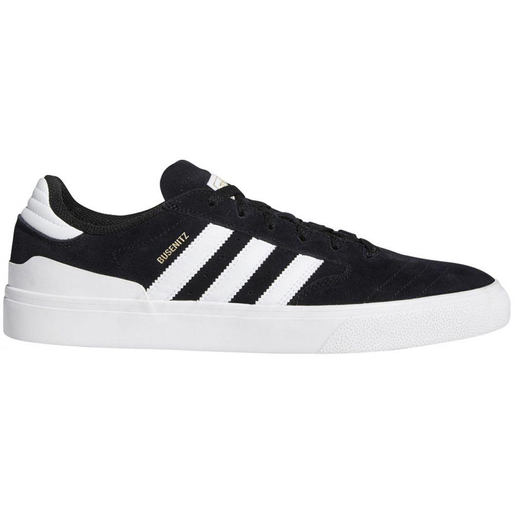 アディダス Adidas メンズ スケートボード シューズ・靴【Busenitz Vulc II Skate Shoes】Core Black/Footwear White/Gum