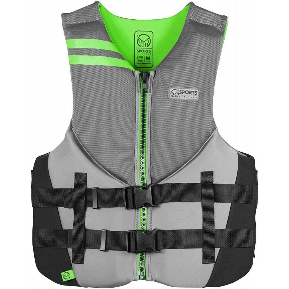 HO メンズ トップス【Pursuit Neo NCGA Wakeboard Vest】Green