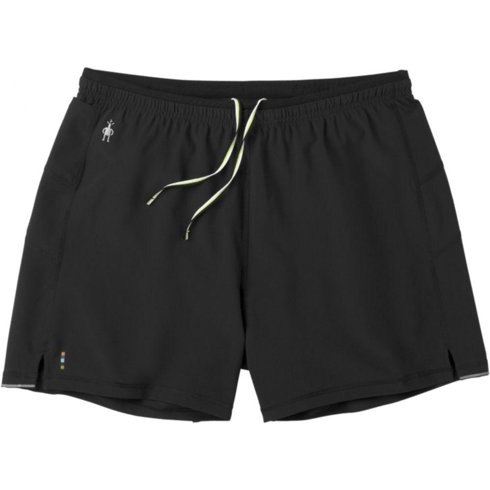 スマートウール Smartwool メンズ ボトムス・パンツ【Merino Sport Lined 5in Shorts】Black