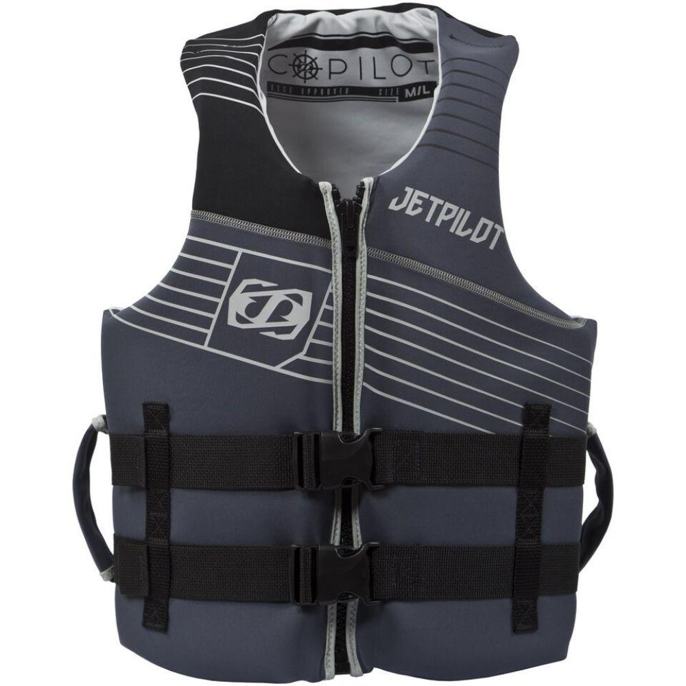 ジェットパイロット Jet Pilot メンズ トップス【CoPilot CGA Wakeboard Vest】Black