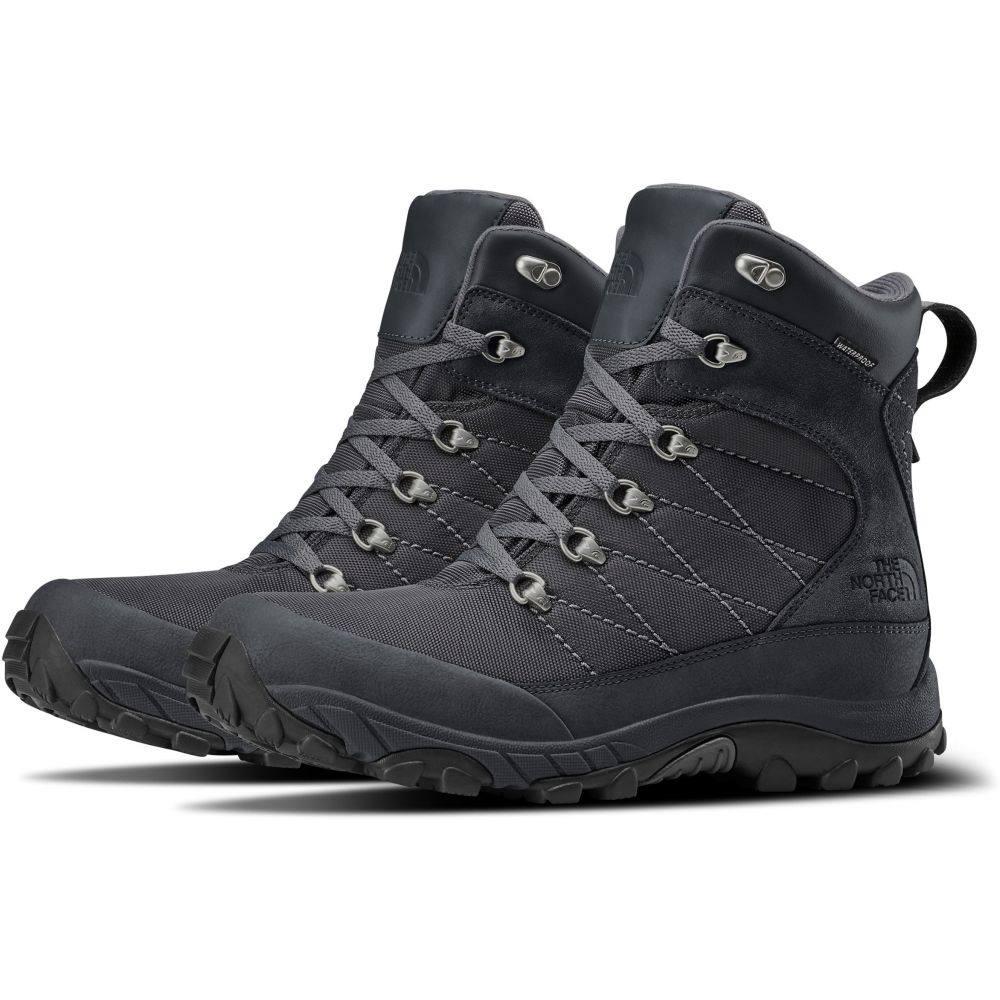 ザ ノースフェイス The North Face メンズ ブーツ シューズ・靴【Chilkat Nylon Boots】Zinc Grey/Ebony Grey