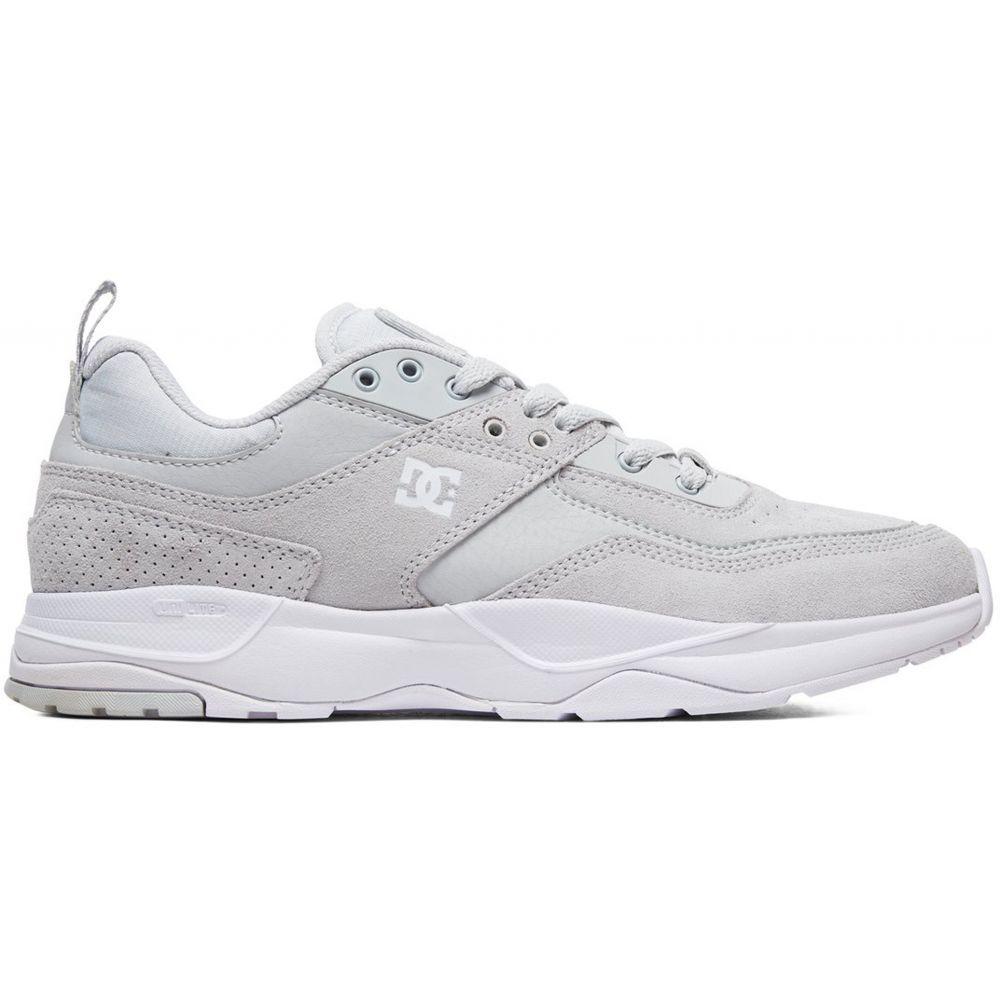 ディーシー DC メンズ スケートボード シューズ・靴【E. Tribeka Skate Shoes】Grey