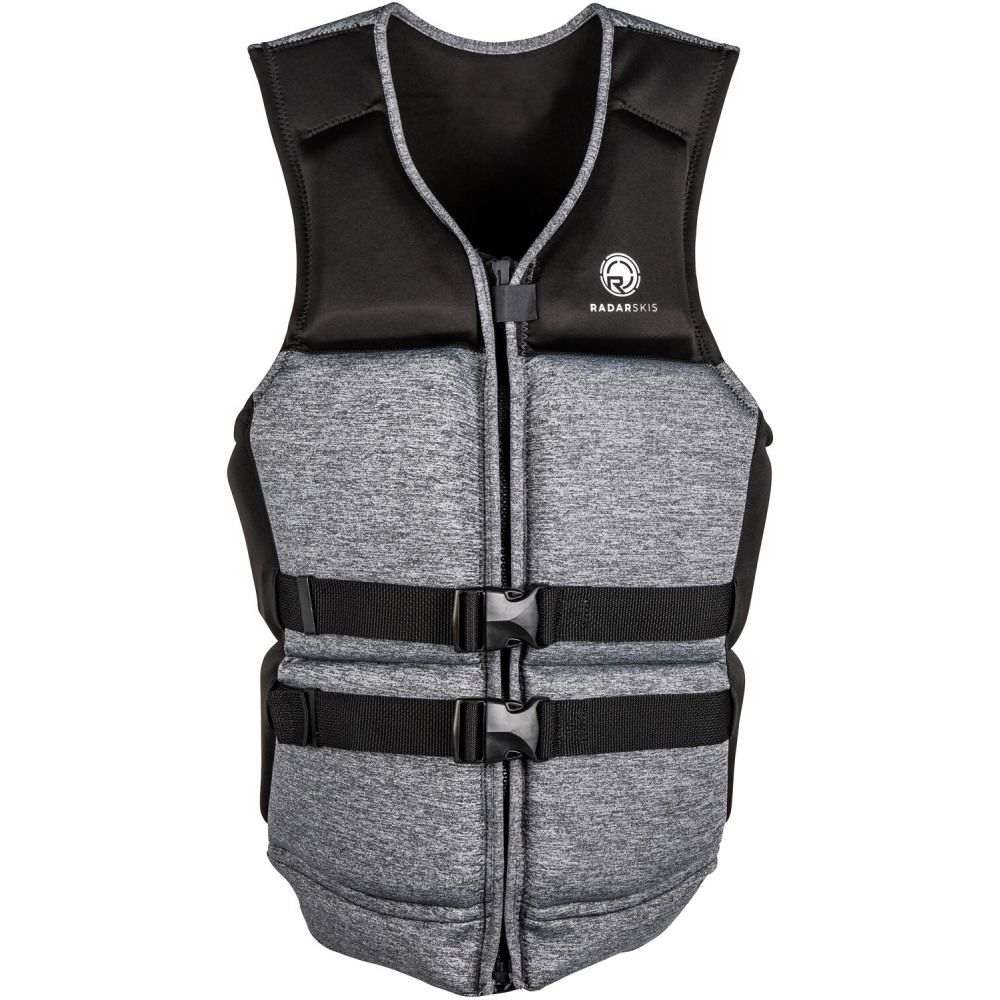レーダー Radar メンズ トップス【X 3.0 CGA Waterski Vest】Heather Grey/Black