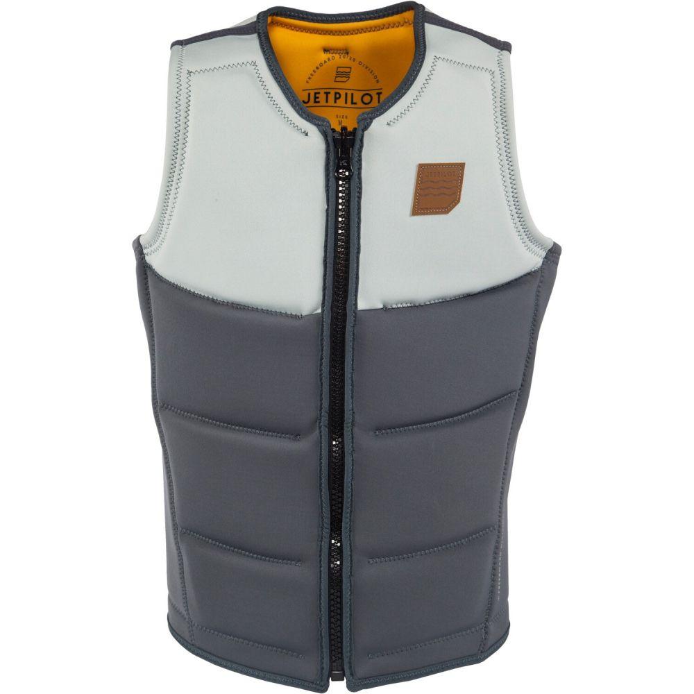 ジェットパイロット Jet Pilot メンズ トップス【Freeboard Comp NCGA Wakeboard Vest】Grey