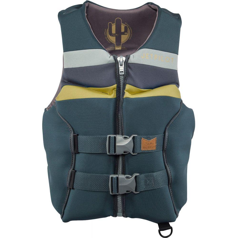 ジェットパイロット Jet Pilot メンズ トップス【Shaun Murray Neo CGA Wakeboard Vest】Gold