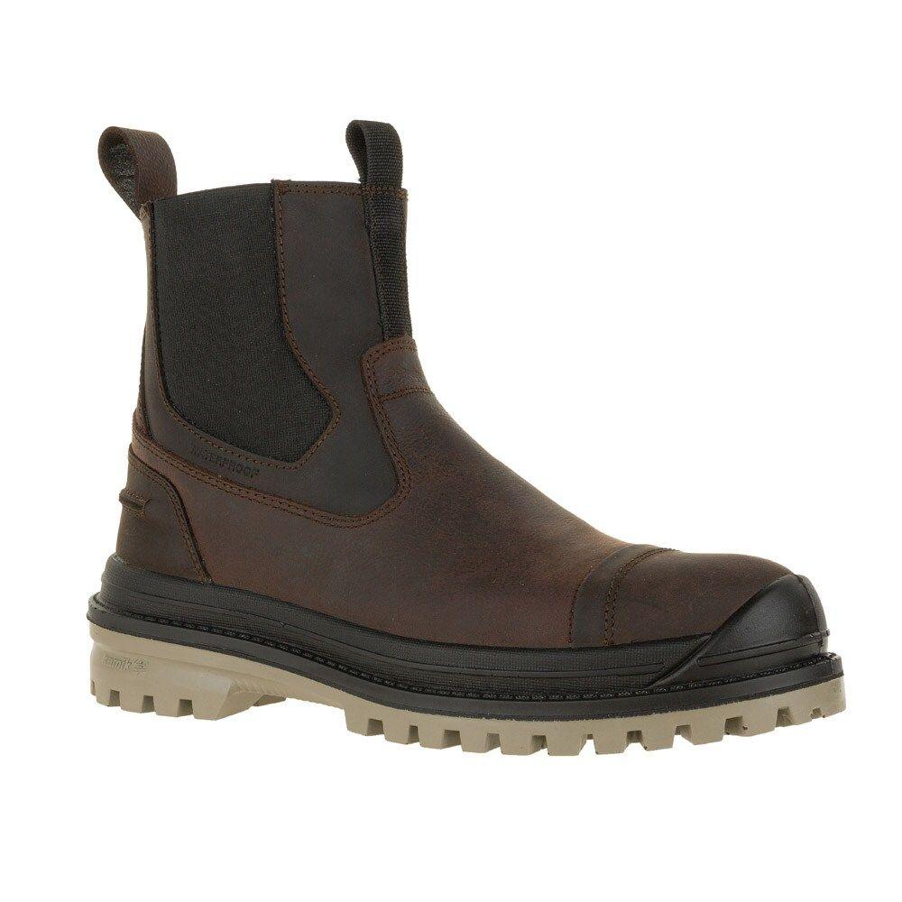 カミック Kamik メンズ ブーツ シューズ・靴【Griffon C Boots】Dark Brown