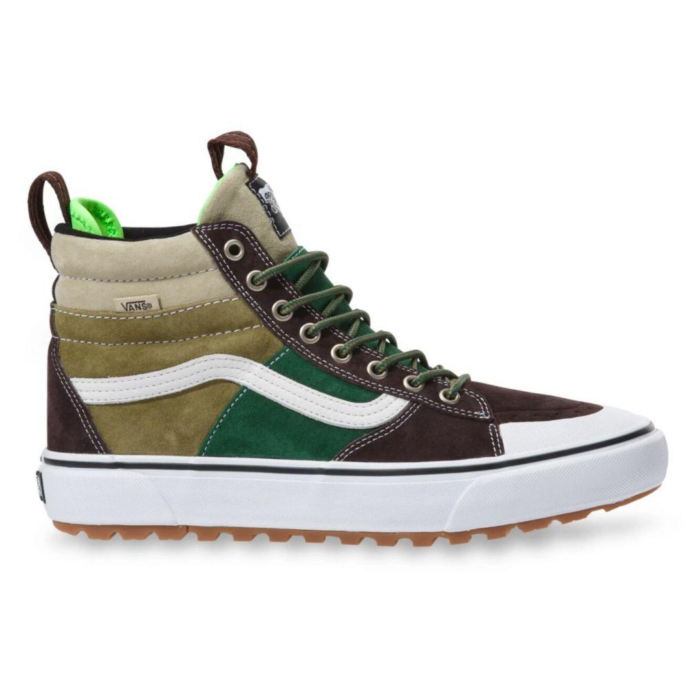 ヴァンズ Vans メンズ シューズ・靴 【Sk8-Hi MTE 2.0 DX Shoes】 Coffee Bean/Lizard