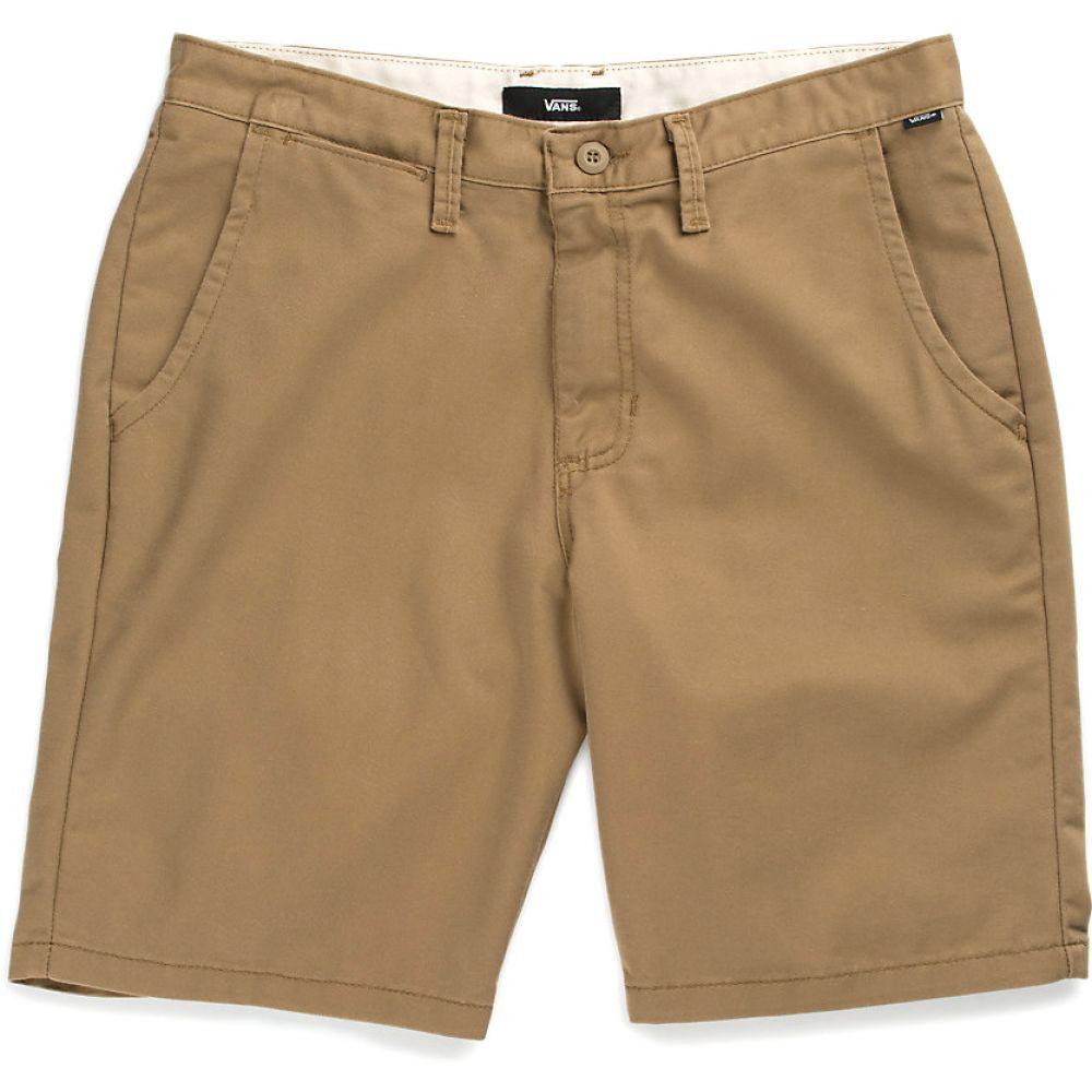 ヴァンズ Vans メンズ ボトムス・パンツ【Authentic Stretch 20in Shorts】Dirt