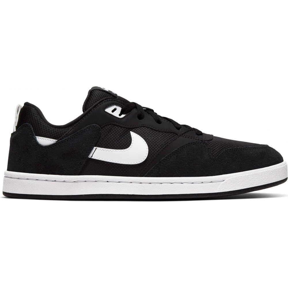 ナイキ Nike メンズ スケートボード シューズ・靴【SB Alleyoop Skate Shoes】Black/White/Black