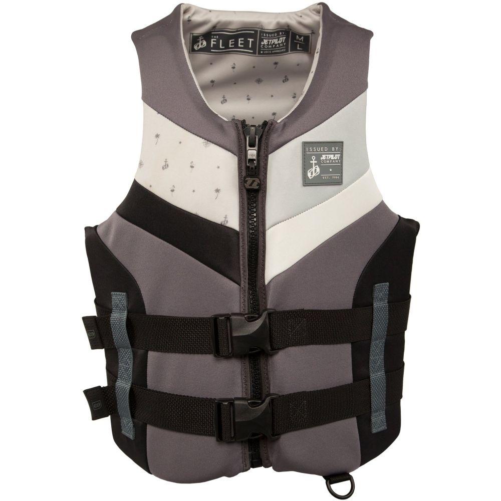 ジェットパイロット Jet Pilot メンズ トップス【Fleet Neo CGA Wakeboard Vest】Grey