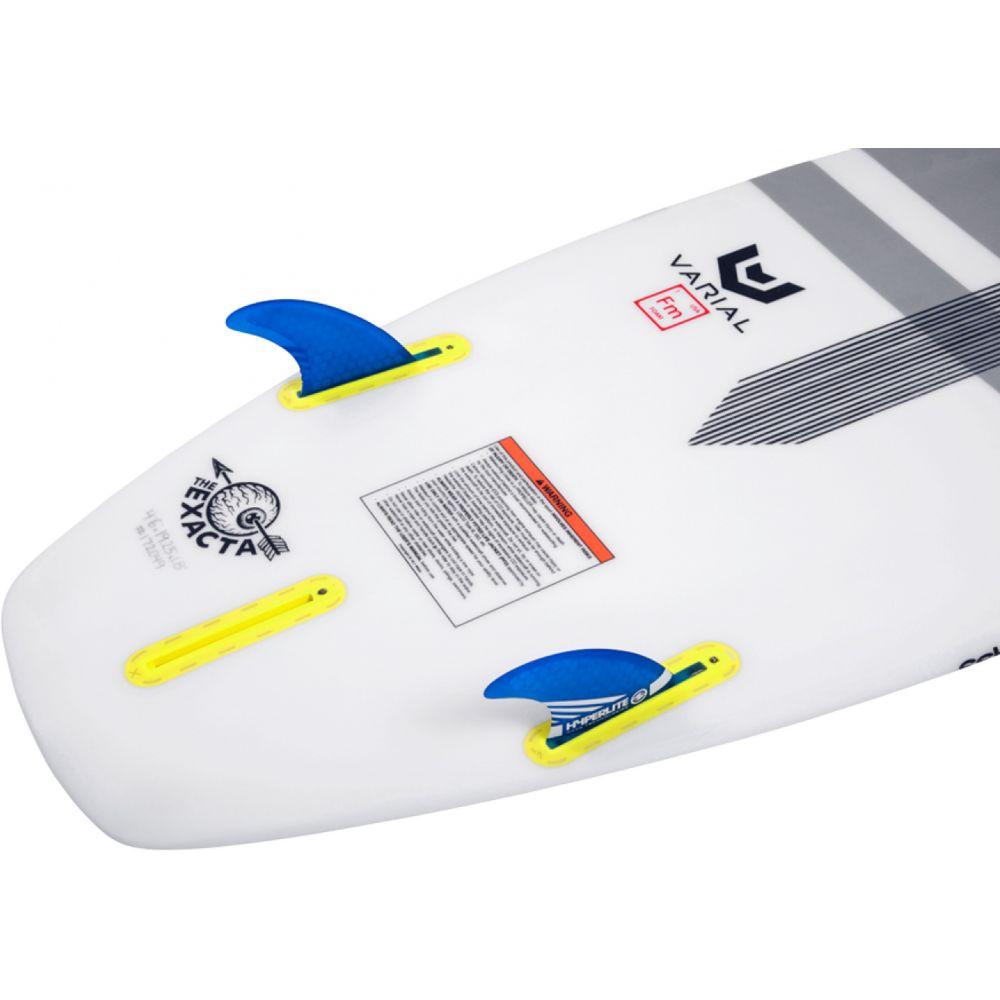 ハイパーライト Hyperlite メンズ サーフィン 【Flux Surf Fin Set w/ Key】Green